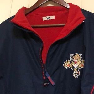 OFFICIAL NHL FLORIDA PANTHERS JACKET